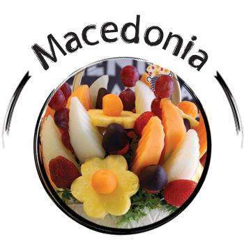 Gelateria Millennium, macedonia