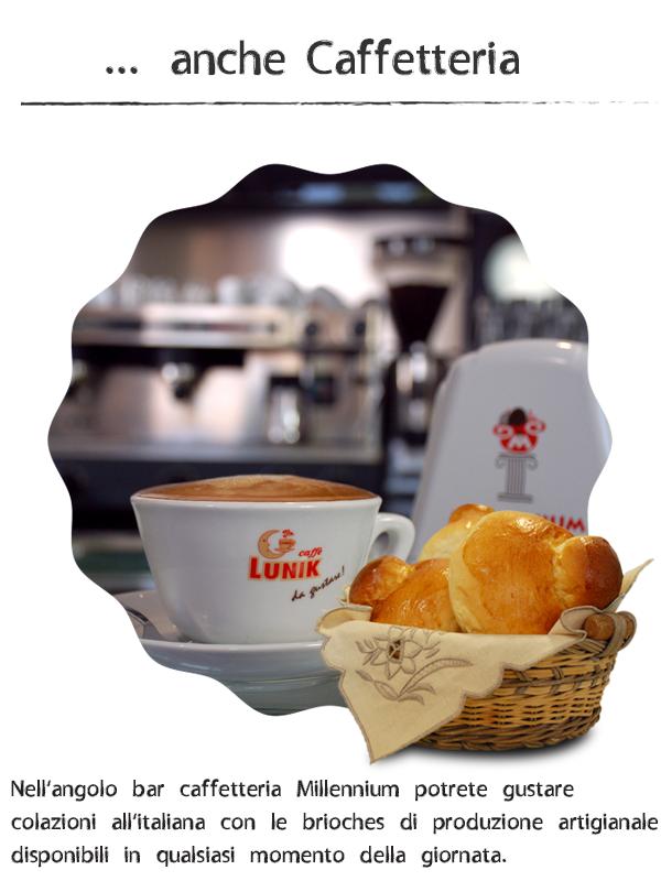 Caffetteria Millennium a Roma