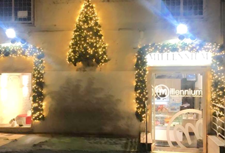 Natale con Gelateria Millennium