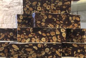 Torrone al cioccolato Gelateria Millennium