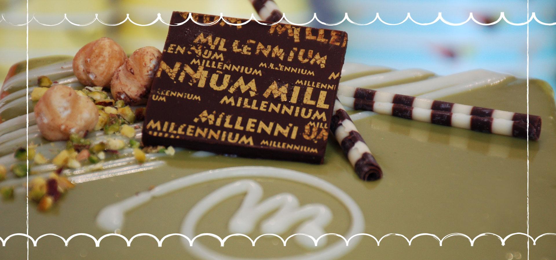 Gelateria Millennium, torte artigianali a Roma Prati