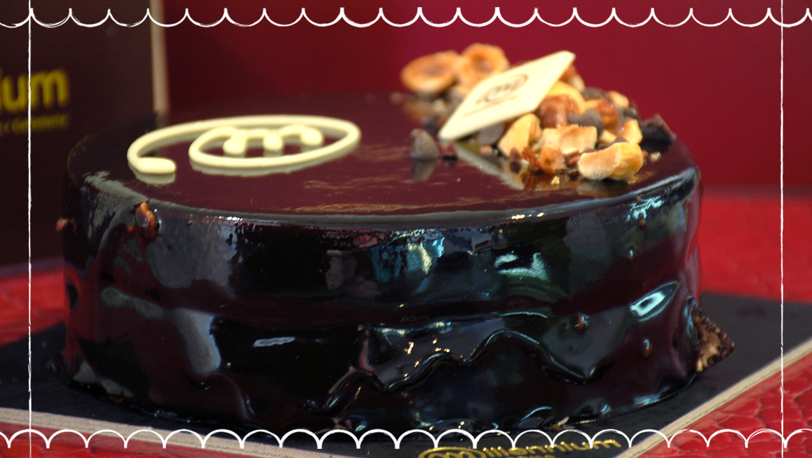 Millennium Gelateria a Roma Prati - torta gelato