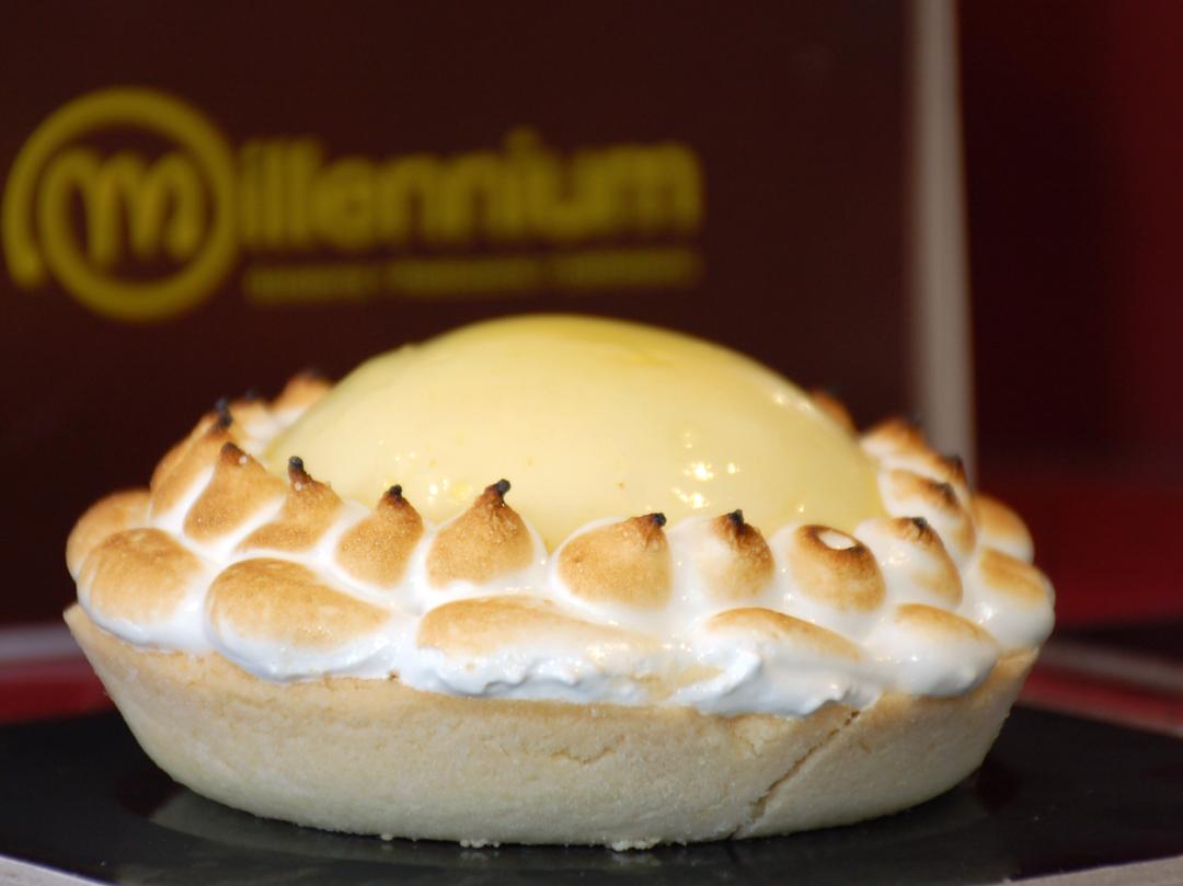 Gelateria Millennium, tortino al limone a Roma Prati