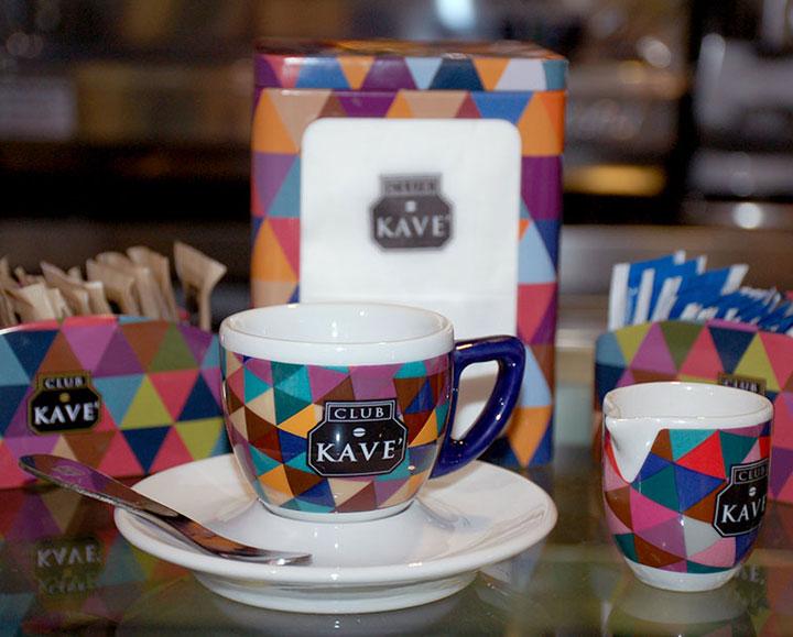 Caffè e tè Kavè - Gelateria Millennium